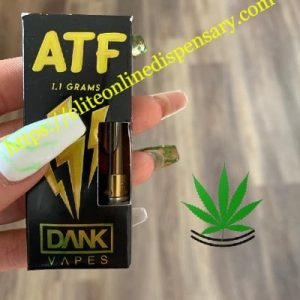 ATF dank cartridge