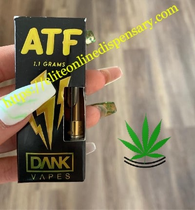 ATF dank cartridge