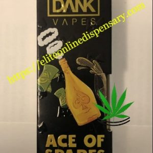 Ace Of Spades dank Cartridge