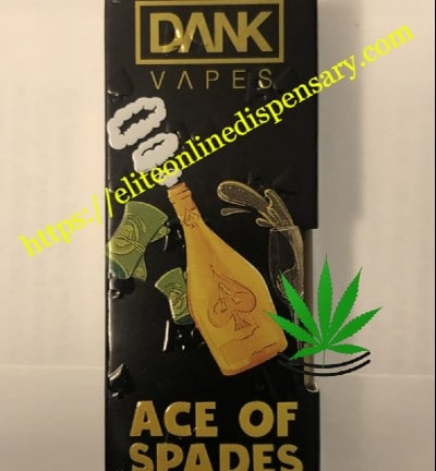 Ace Of Spades dank Cartridge
