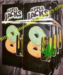 Apple Jacks Dank Cartridge