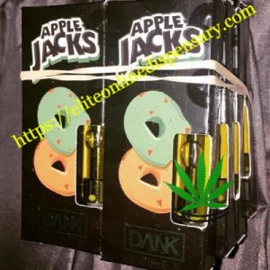 Apple Jacks Dank Cartridge