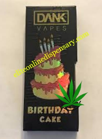 Birthday Cake Dank