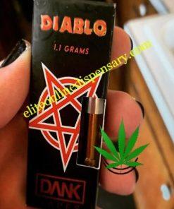 Diablo Dank cartridge