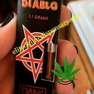 Diablo Dank cartridge