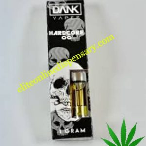 Hardcore OG Dank Cartridge