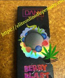 berry blast dank cartridge
