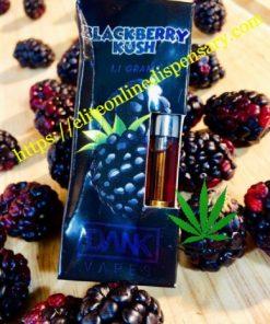 blackberry dank cartridge