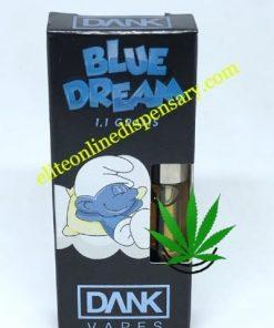 dank blue dream