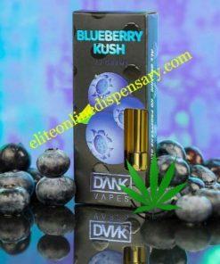 dank blueberry kush