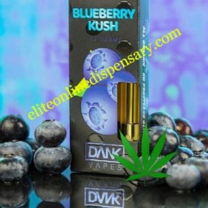 dank blueberry kush
