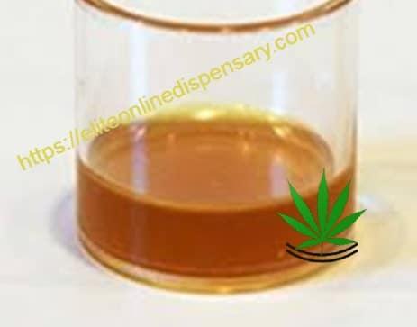 Bubble gum cannabis oil