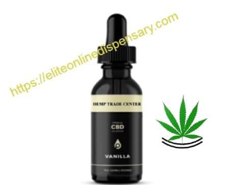 buy vanilla CBD oil online
