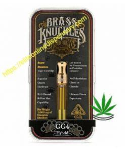 GG4 brass knuckles