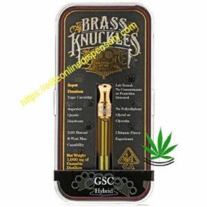 GSC Brass Knuckles