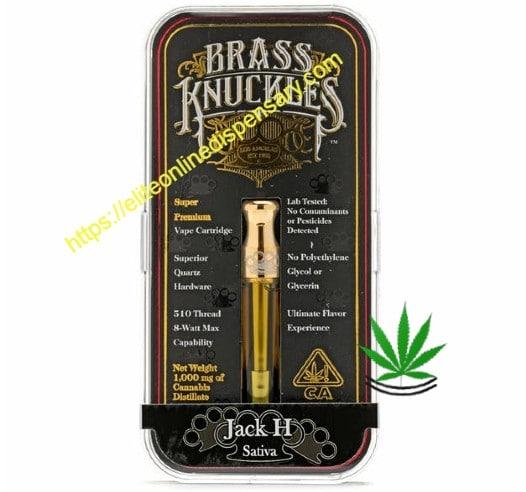 Jack herer brass knuckles