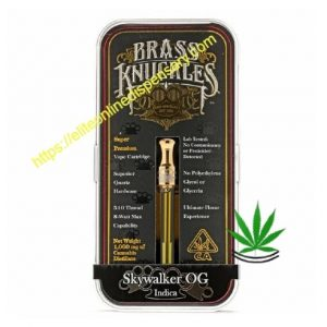 skywalker og brass knuckles