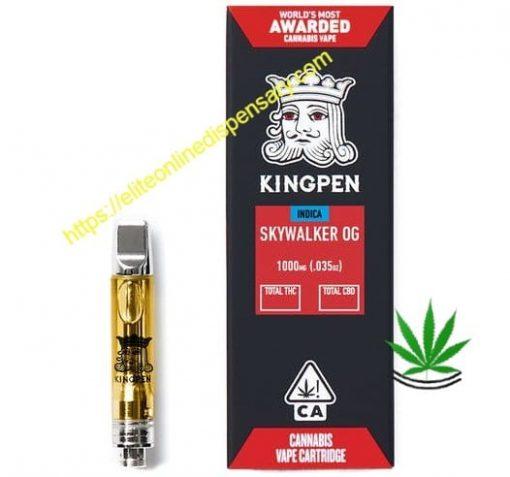 skywalker og kingpen cartridge